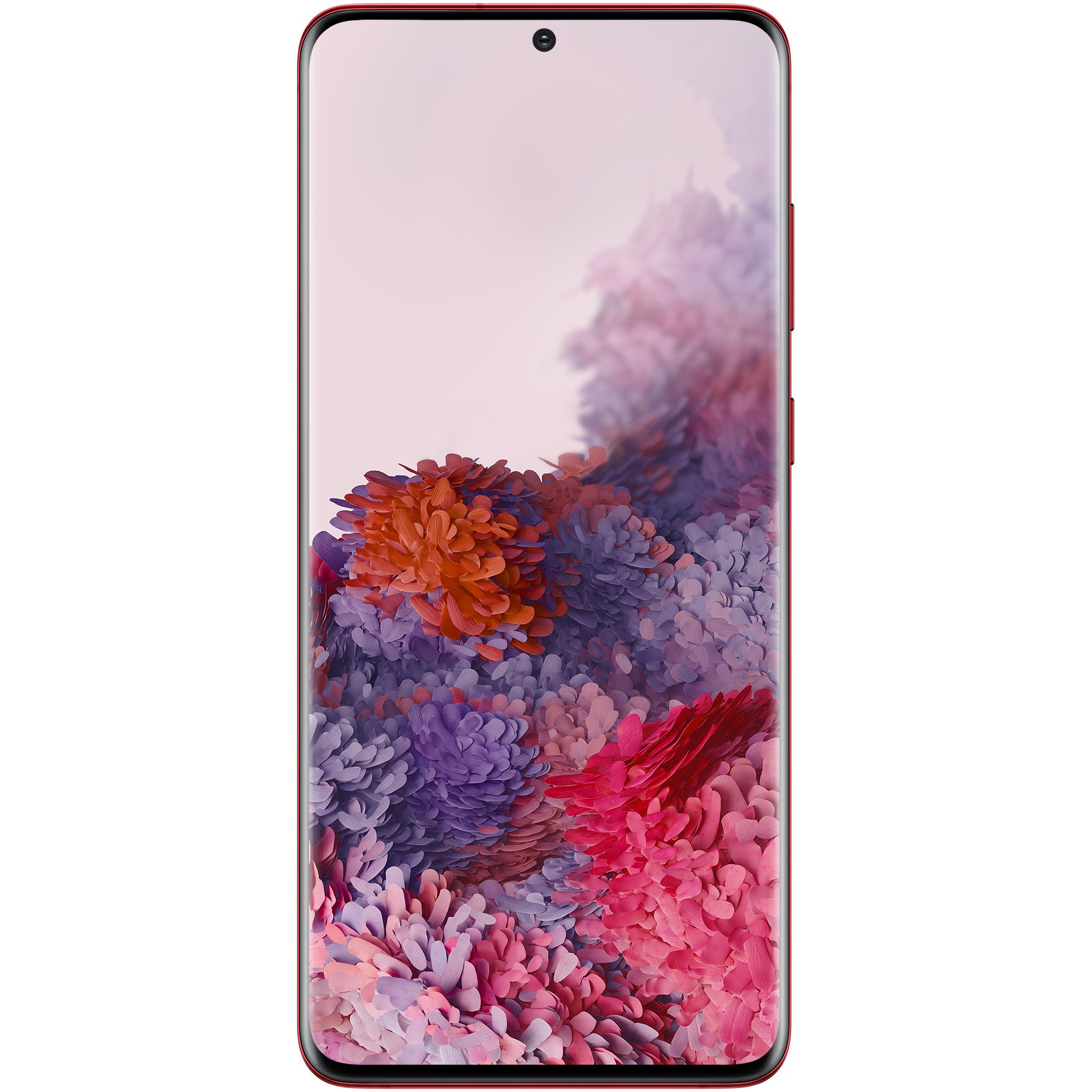 Telefon Mobil Samsung Galaxy S20 Plus G985 128GB Flash 8GB RAM Dual SIM 4G Aura Red