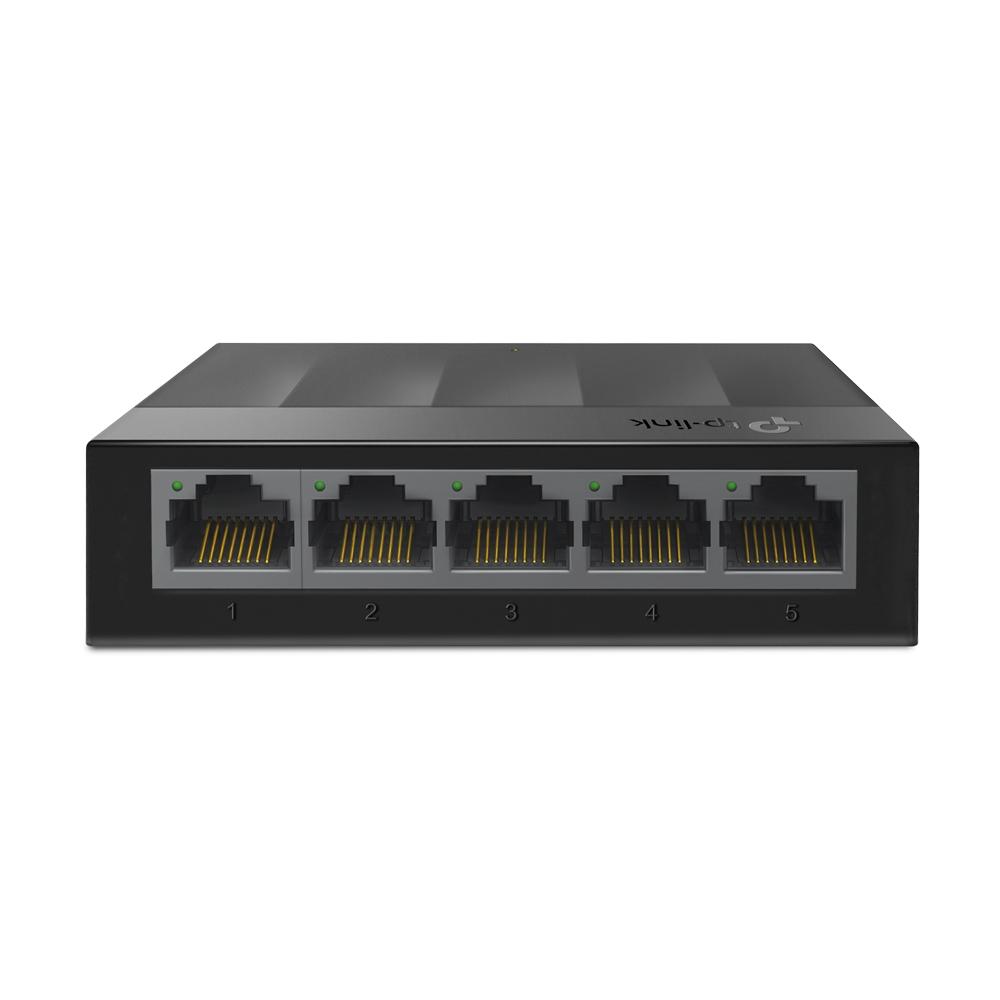 Switch Tp-Link LS1005G fara management fara PoE 5x1000Mbps RJ45