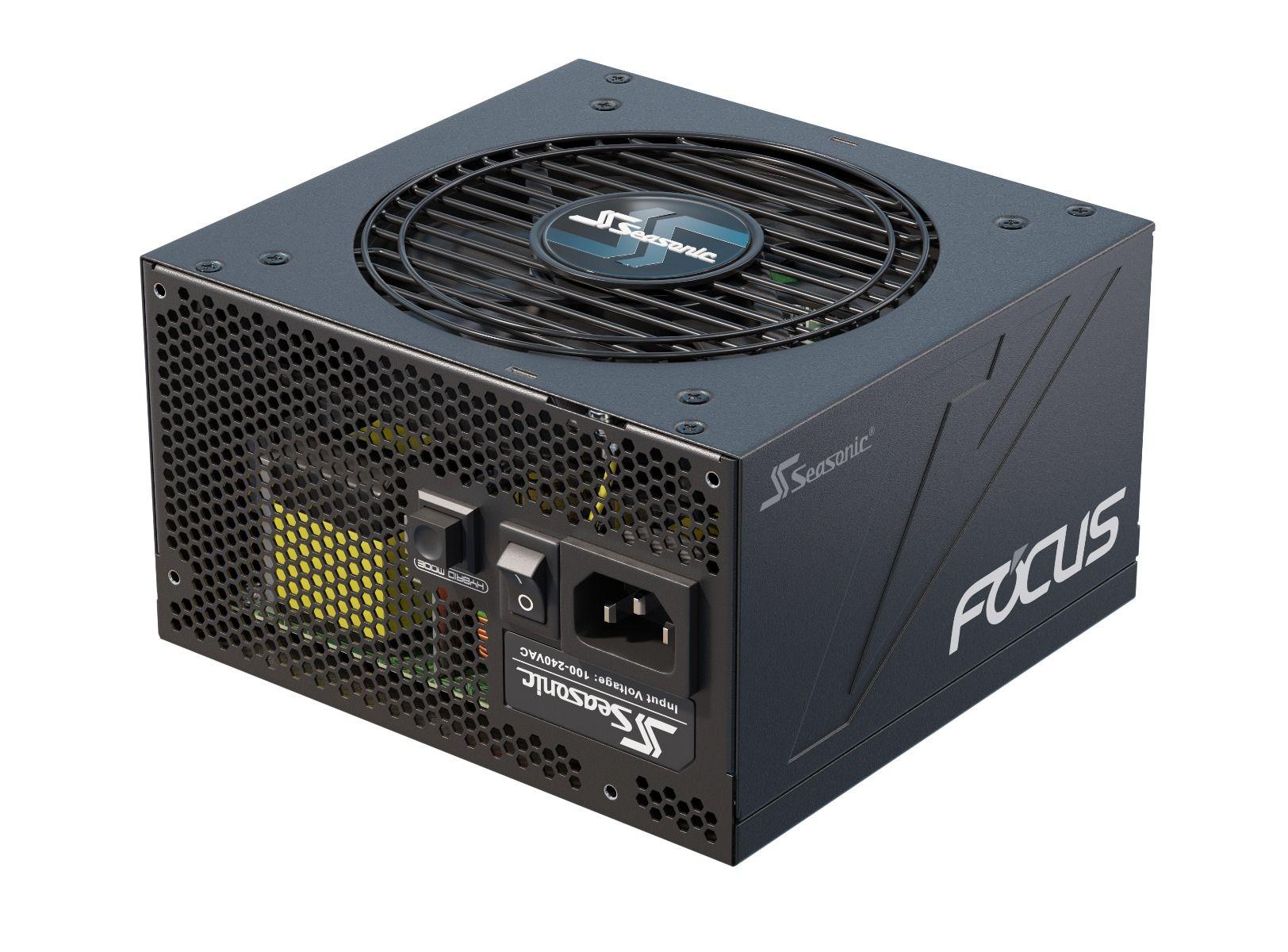 Sursa PC Seasonic Focus GX-550 Modulara 550W