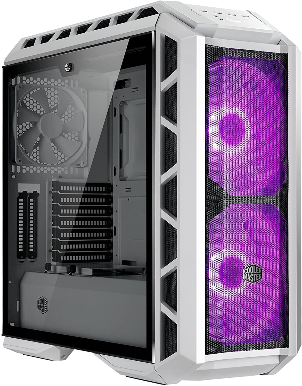Carcasa PC Cooler Master MasterCase H500P MESH ARGB White