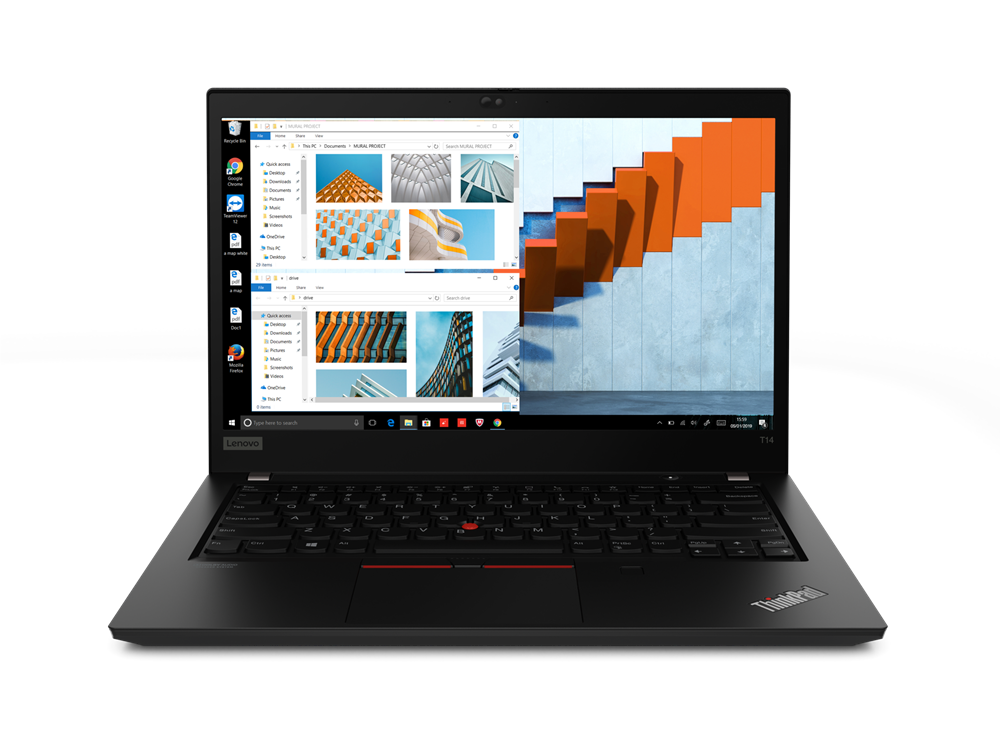 Notebook Lenovo ThinkPad T14 Gen1 14 Full HD Intel Core i5-10210U RAM 8GB SSD 512GB Windows 10 Pro