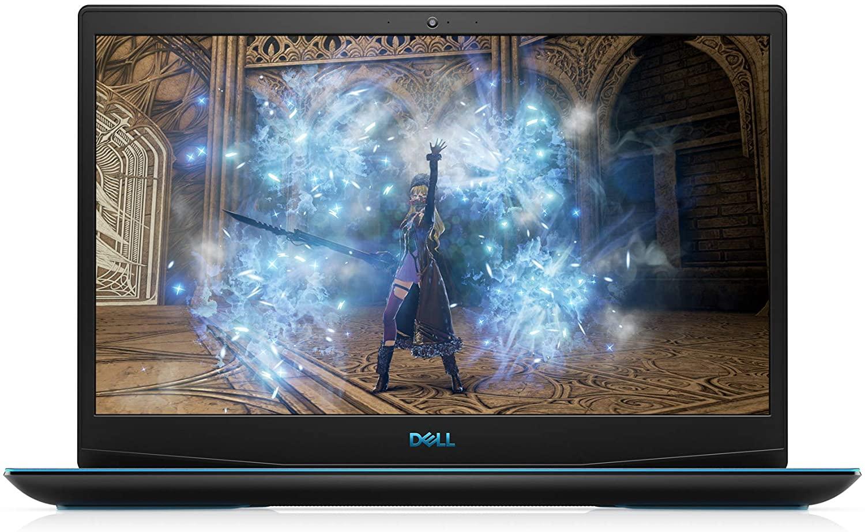 Notebook Dell G3 3500 15.6 Full HD 144Hz Intel Core i5-10300H GTX 1650 Ti-4GB RAM 8GB SSD 1TB Linux Negru