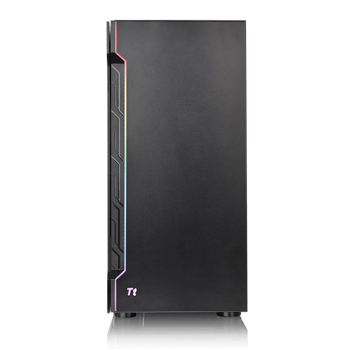 Carcasa PC Thermaltake H200 Tempered Glass Black RGB