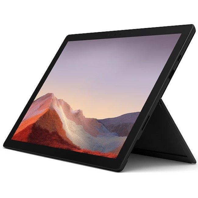 Tableta Microsoft Surface Pro 7 PixelSense 12.3 Intel Core i7-1065G7 RAM 16GB SSD 256GB Windows 10 Home Black