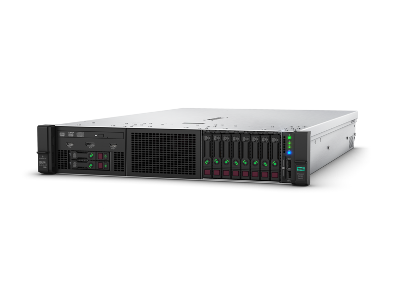 Server HPE ProLiant DL380 Gen10 Intel Xeon 4210 No HDD 32GB RAM 8xSFF 500W