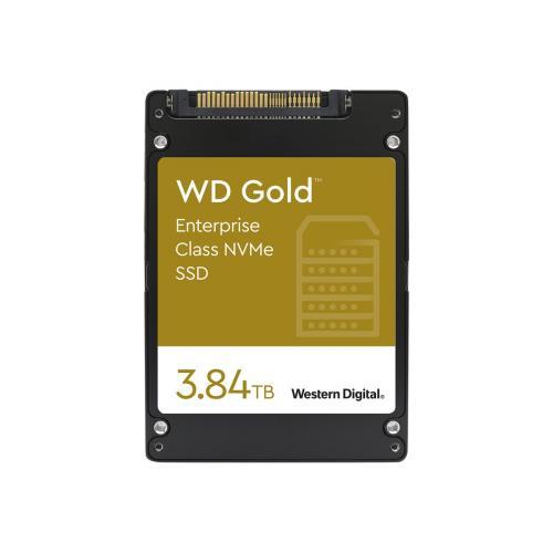 Hard Disk SSD Western Digital WD Gold Enterprise 3.84TB 2.5