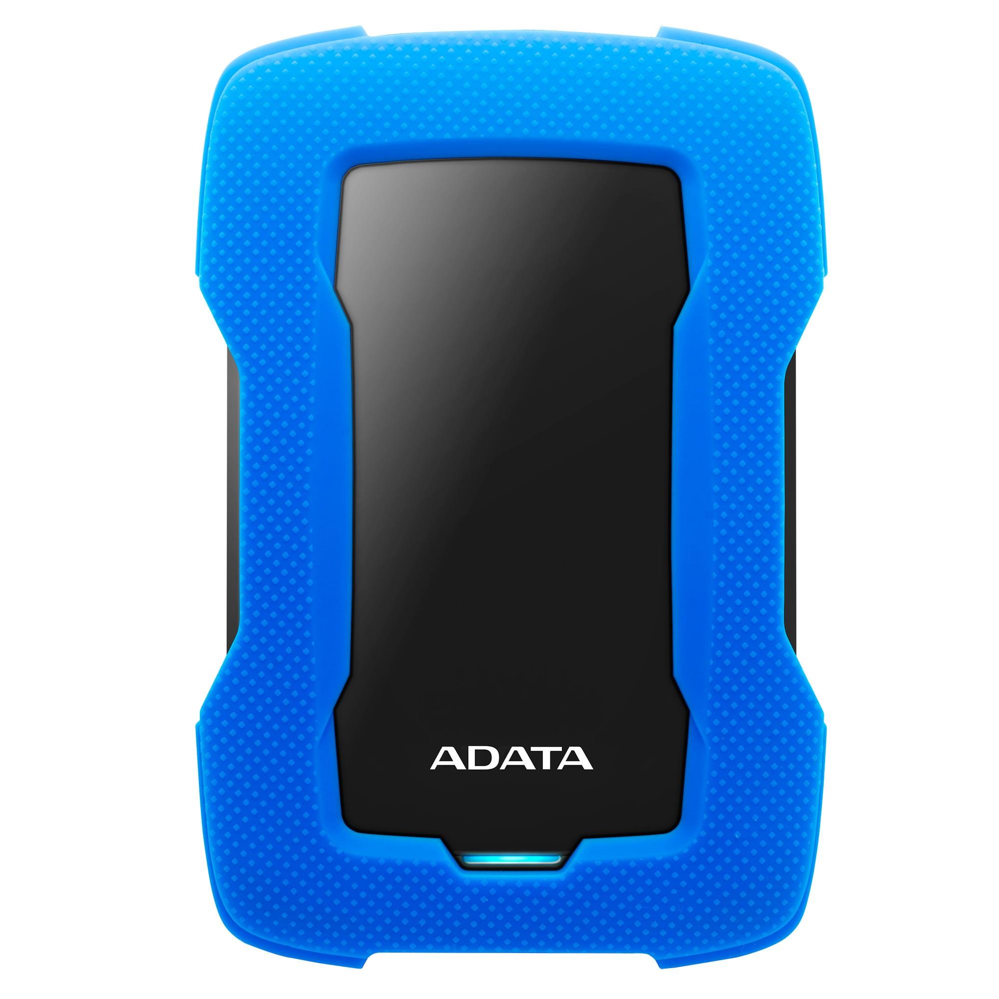 Hard Disk Extern A-Data HD330 4TB USB 3.2 Blue