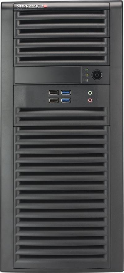 Server SuperMicro SYS-5039C-T Intel Xeon E-2234 16GB RAM 480GB SSD 4xLFF 500W