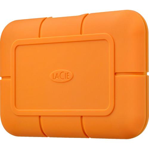 Hard Disk SSD LaCie Rugged 500GB USB 3.1