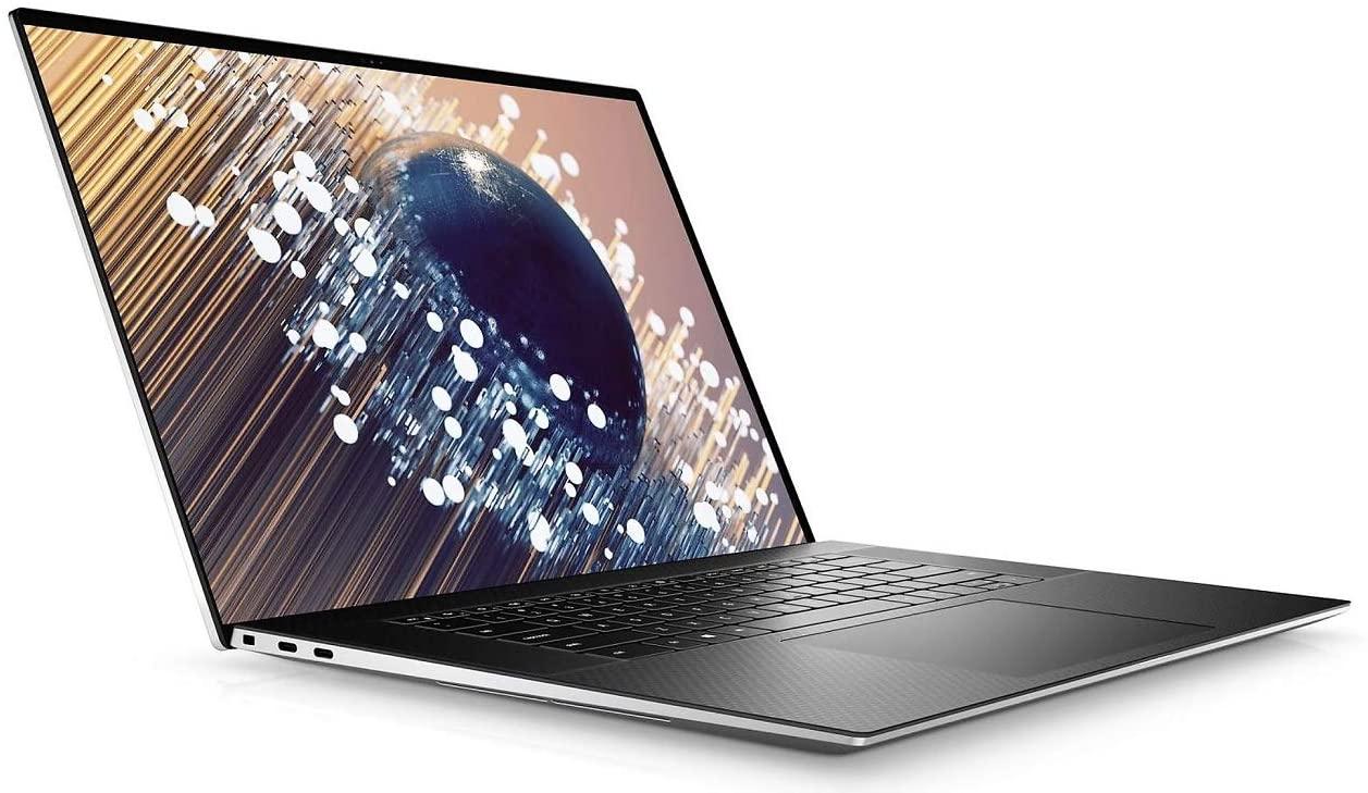 Notebook Dell XPS 9700 17 Ultra HD Touch Intel Core i7-10875H RTX 2060-6GB RAM 16GB SSD 1TB Windows 10 Pro Argintiu