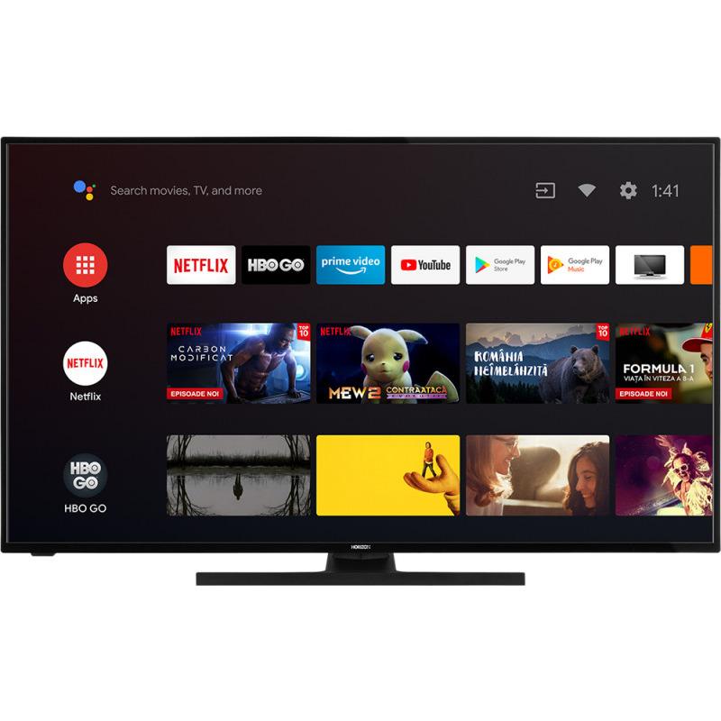 Televizor LED Horizon Smart TV 43HL7590U/B 108cm 4K UHD HDR Negru