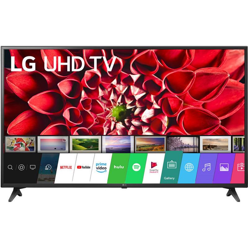 Televizor LED LG Smart TV 55UN71003LB 139cm 4K UHD HDR Negru