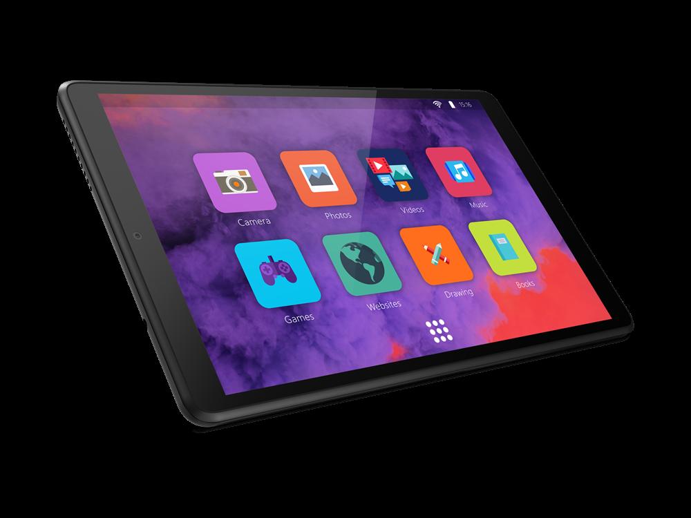 Tablet Lenovo Tab M8 HD TB-8505X 8 32GB Flash 2GB RAM WiFi + 4G Iron Grey