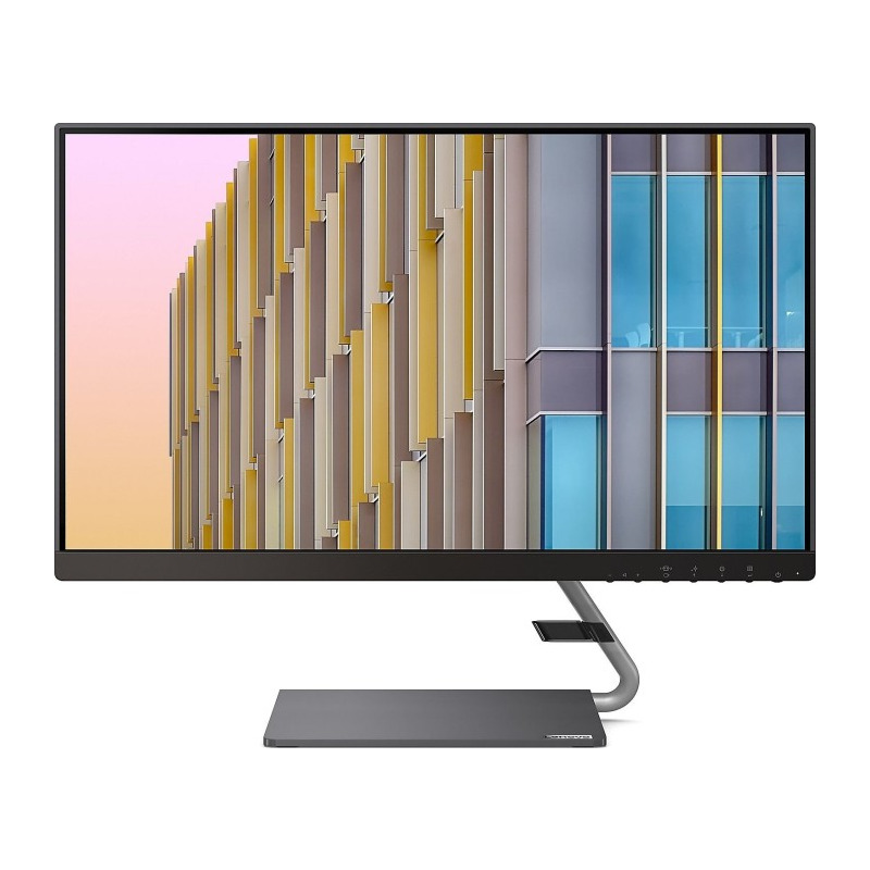Monitor LED Lenovo Q24H-10 23.8 2K 4ms Negru