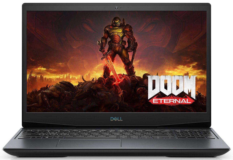Notebook Dell Inspiron G5 5500 15.6 Full HD 144Hz Intel Core i5-10300H GTX 1650 Ti-4GB RAM 8GB SSD 1TB Windows 10 Home
