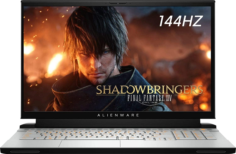 Notebook Dell Alienware M17 R3 17.3 Full HD 300Hz Intel Core i7-10750H RTX 2070-8GB RAM 16GB SSD 1TB + 512GB Windows 10 Pro Argintiu
