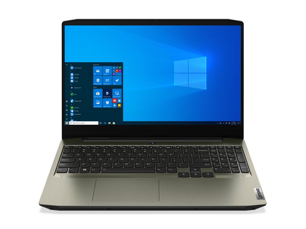 Notebook Lenovo Ideapad Creator 5 15IMH05 15.6 Full HD Intel Core i5-10300H GTX 1650-4GB RAM 16GB HDD 1TB + SSD 256GB No OS Gri