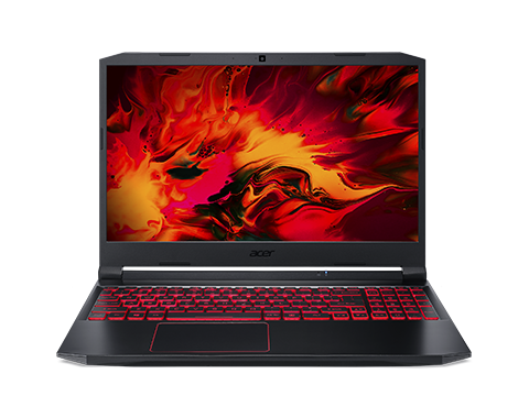 Notebook Acer Nitro 5 AN515-55 15.6 Full HD Intel Core i5-10300H GTX 1650-4GB RAM 8GB SSD 256GB Linux Negru