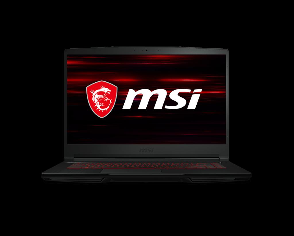 Notebook MSI GF63 Thin 10SCSR 15.6 Full HD 144Hz Intel Core i5-10300H GTX 1650 Ti-4GB RAM 8GB SSD 512GB FreeDOS