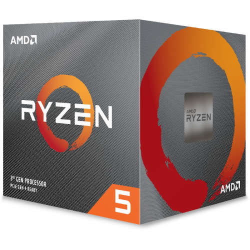 Procesor AMD Ryzen 5 3600XT 3.8GHz 32MB