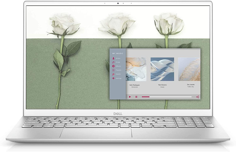 Notebook Dell Inspiron 5501 15.6 Full HD Intel Core i7-1065G7 MX330-2GB RAM 12GB SSD 1TB Linux Argintiu