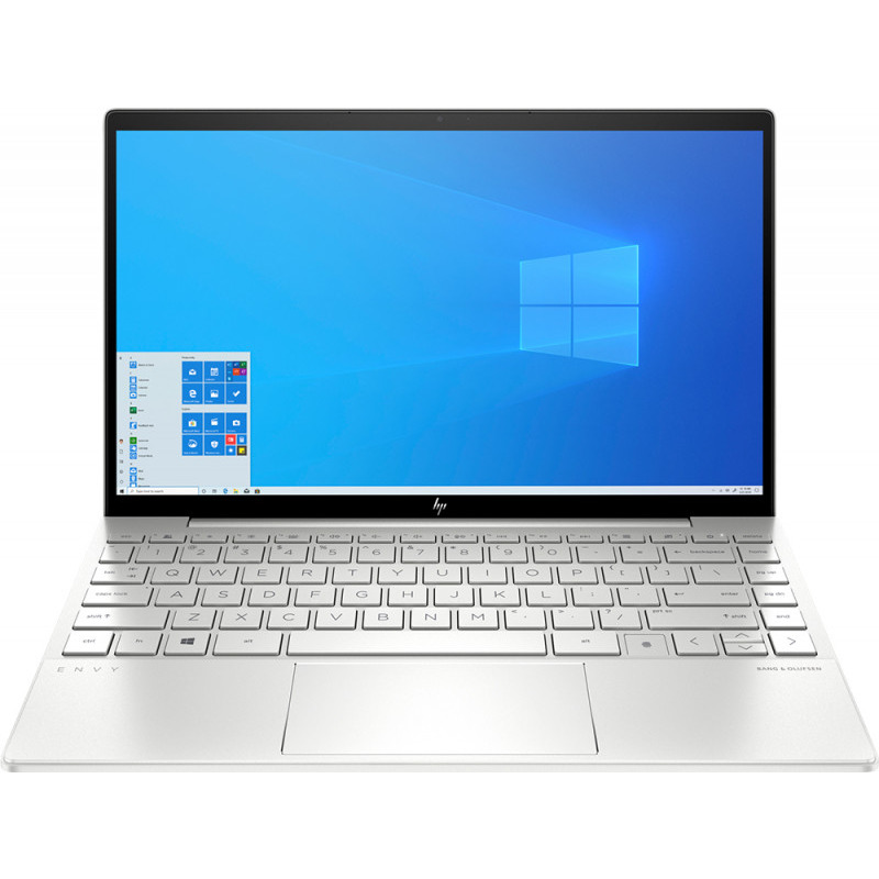 Ultrabook HP ENVY 13-ba0002nn 13.3 Full HD Intel Core i5-1035G1 RAM 8GB SSD 512GB Windows 10 Home Argintiu