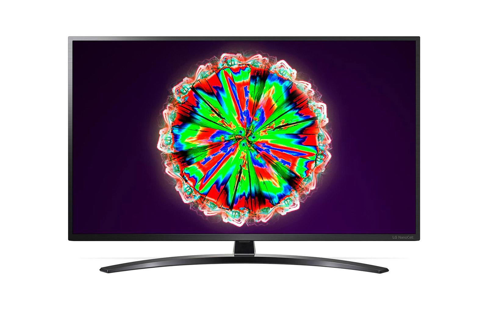 Televizor LED LG Smart TV 43NANO793NA 109cm 4K Ultra HD NanoCell Negru