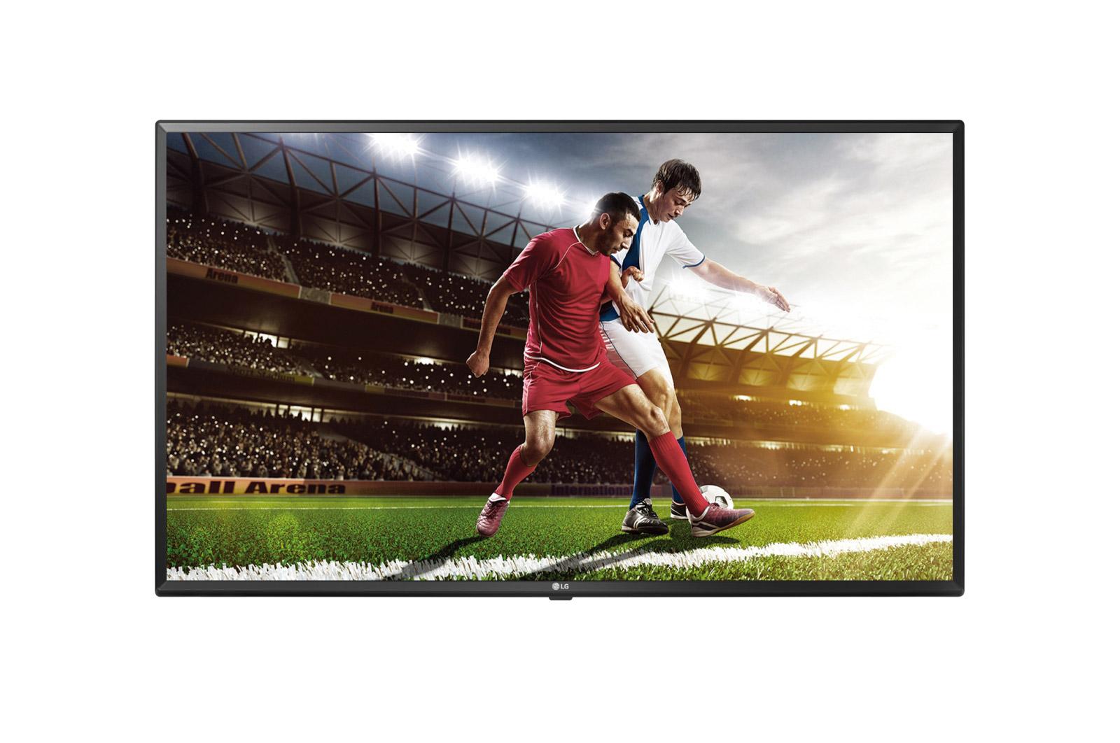 Televizor LED LG Smart TV 49UT640S0ZA 125cm 4K Ultra HD Negru