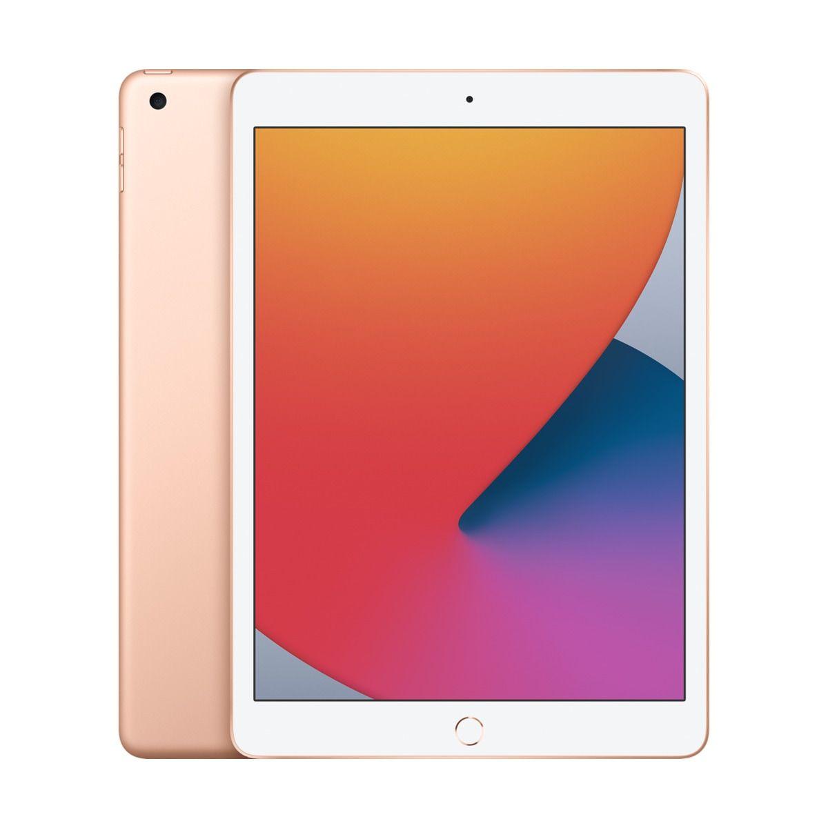 Tableta Apple iPad 10.2 (2020) 32GB Flash 3GB RAM Wi-Fi Gold