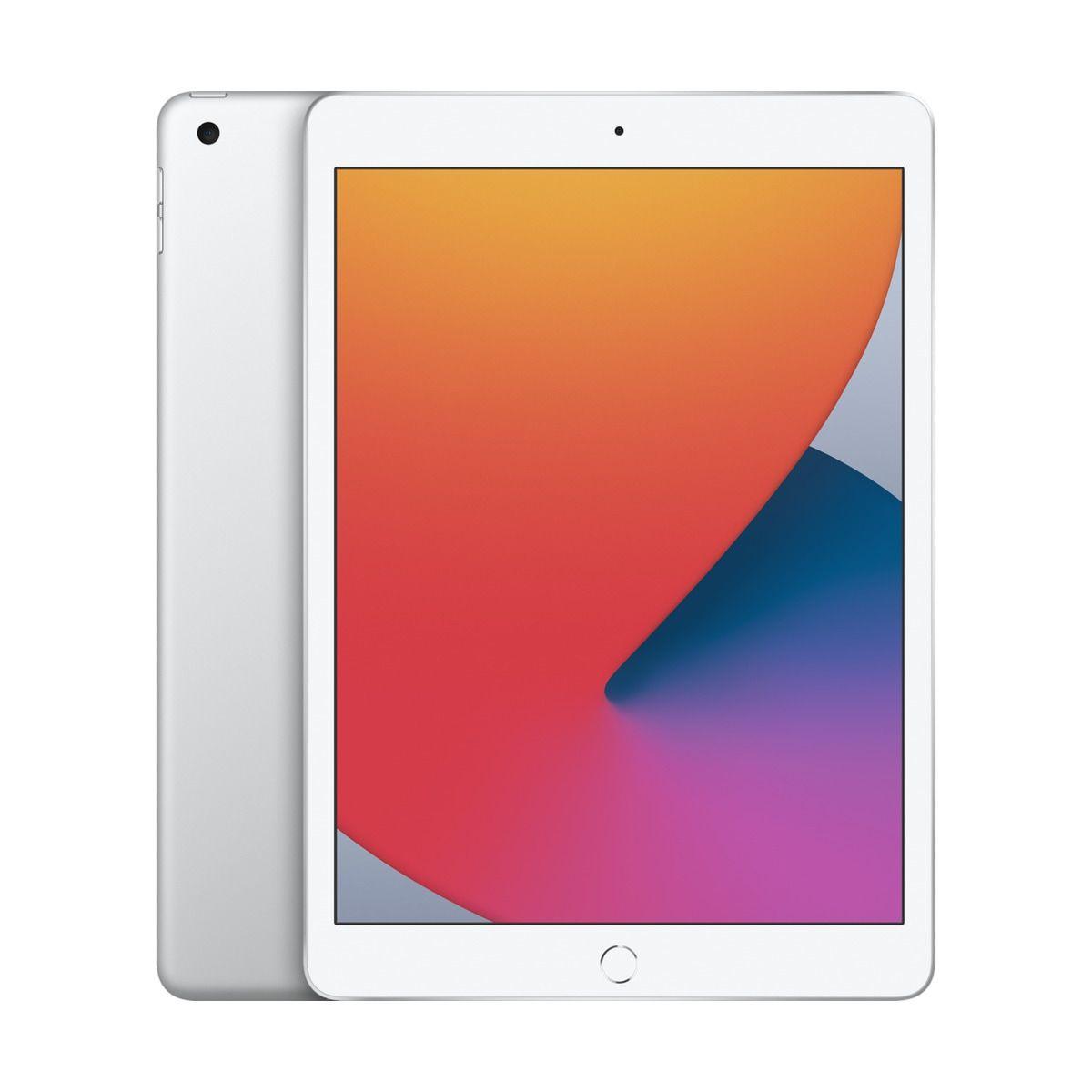 Tableta Apple iPad 10.2 (2020) 32GB Flash 3GB RAM Wi-Fi Silver