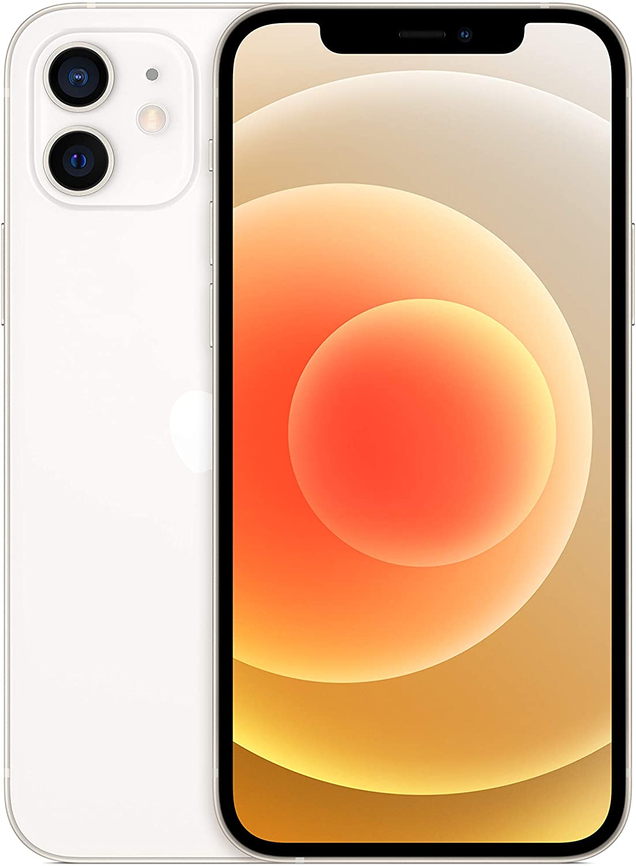 Telefon Mobil Apple iPhone 12 128GB Flash Single SIM 5G White