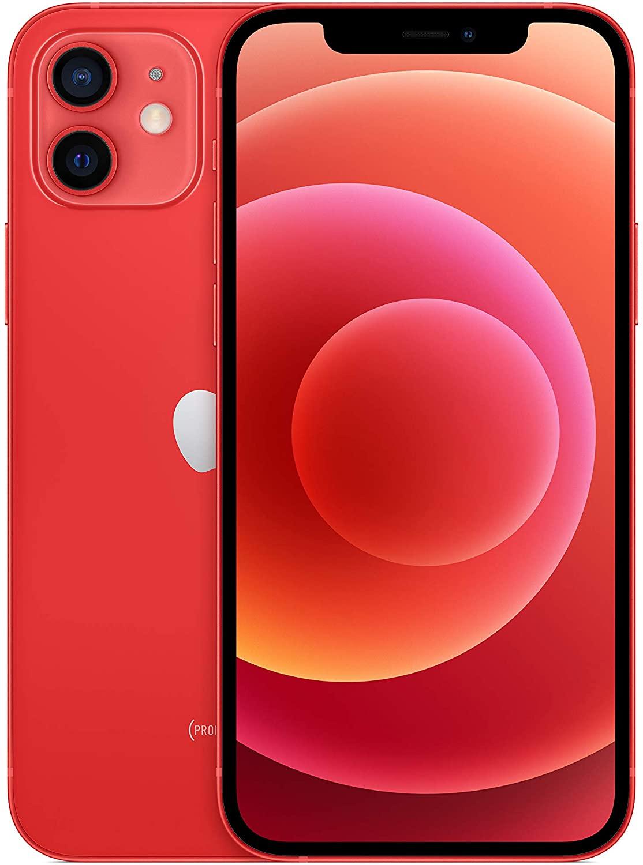 Telefon Mobil Apple iPhone 12 128GB Flash Single SIM 5G Red