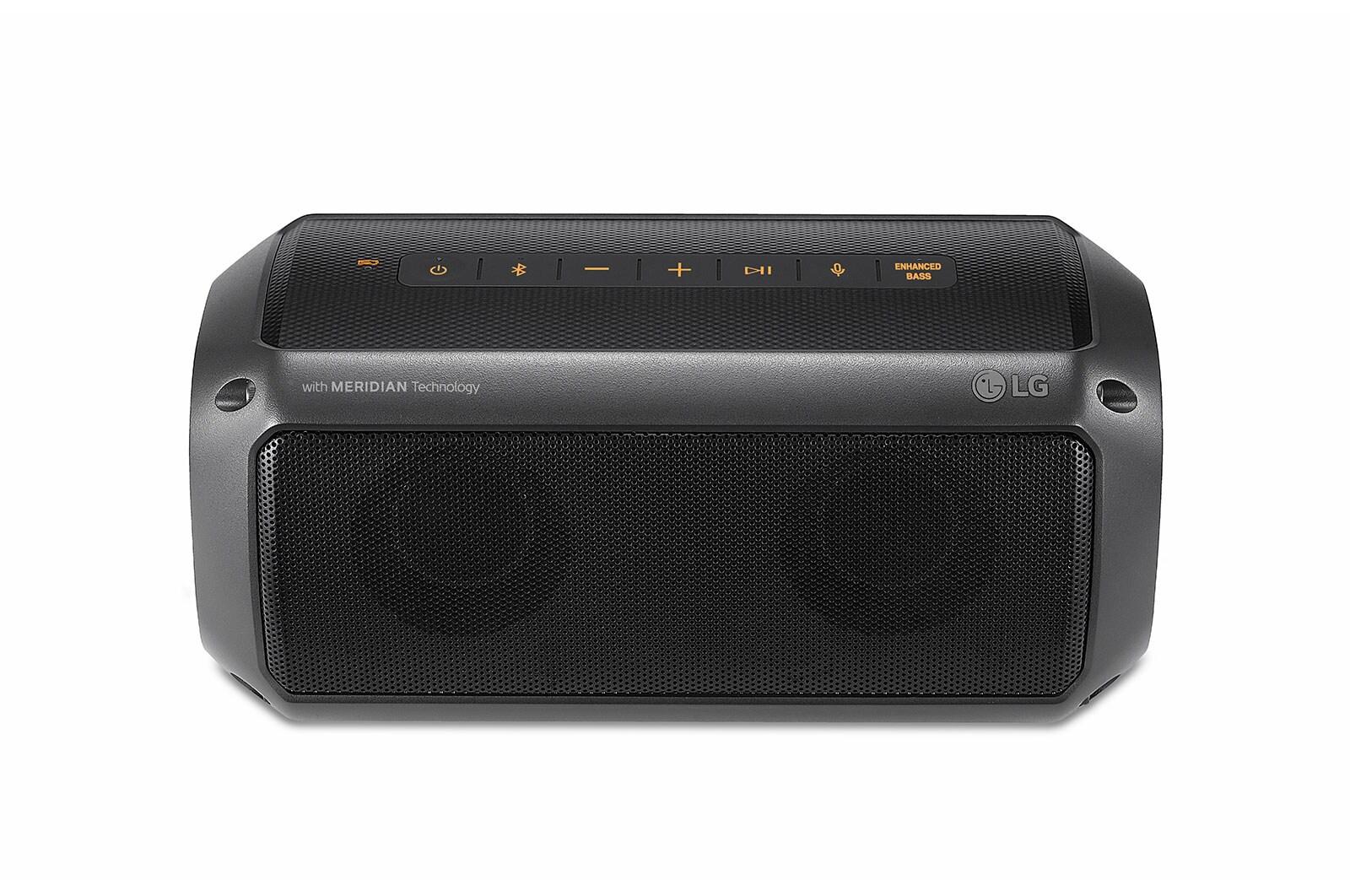 Boxa portabila LG XBOOM Go PK3 Bluetooth Black