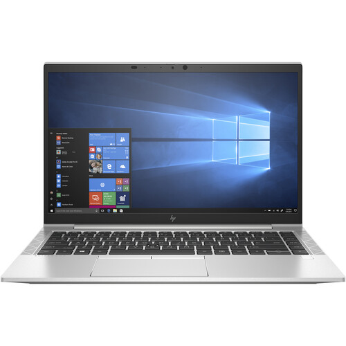 Ultrabook HP EliteBook 845 G7 14 Full HD AMD Ryzen 5 Pro 4650U RAM 8GB SSD 256GB Windows 10 Pro Argintiu