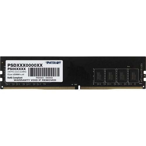 Memorie Desktop Patriot PSD432G26662 32GB DDR4 2666Mhz